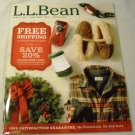 L.L. Bean Holiday 2013 Catalog