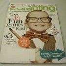Parenting Magazine September 2012 IQ QT = 16 Fun Games That Teach