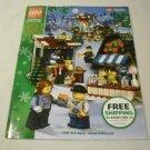 Lego Late Holiday 2013 Catalog