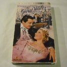 The Great Waltz (A MGM Masterpiece Reprint) [VHS] Starring Rainer, Gravey, Korjus, et al. (1938)