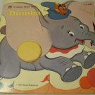 Walt Disney's Dumbo (A Golden Super Shape Book) by S (Jun 1977)