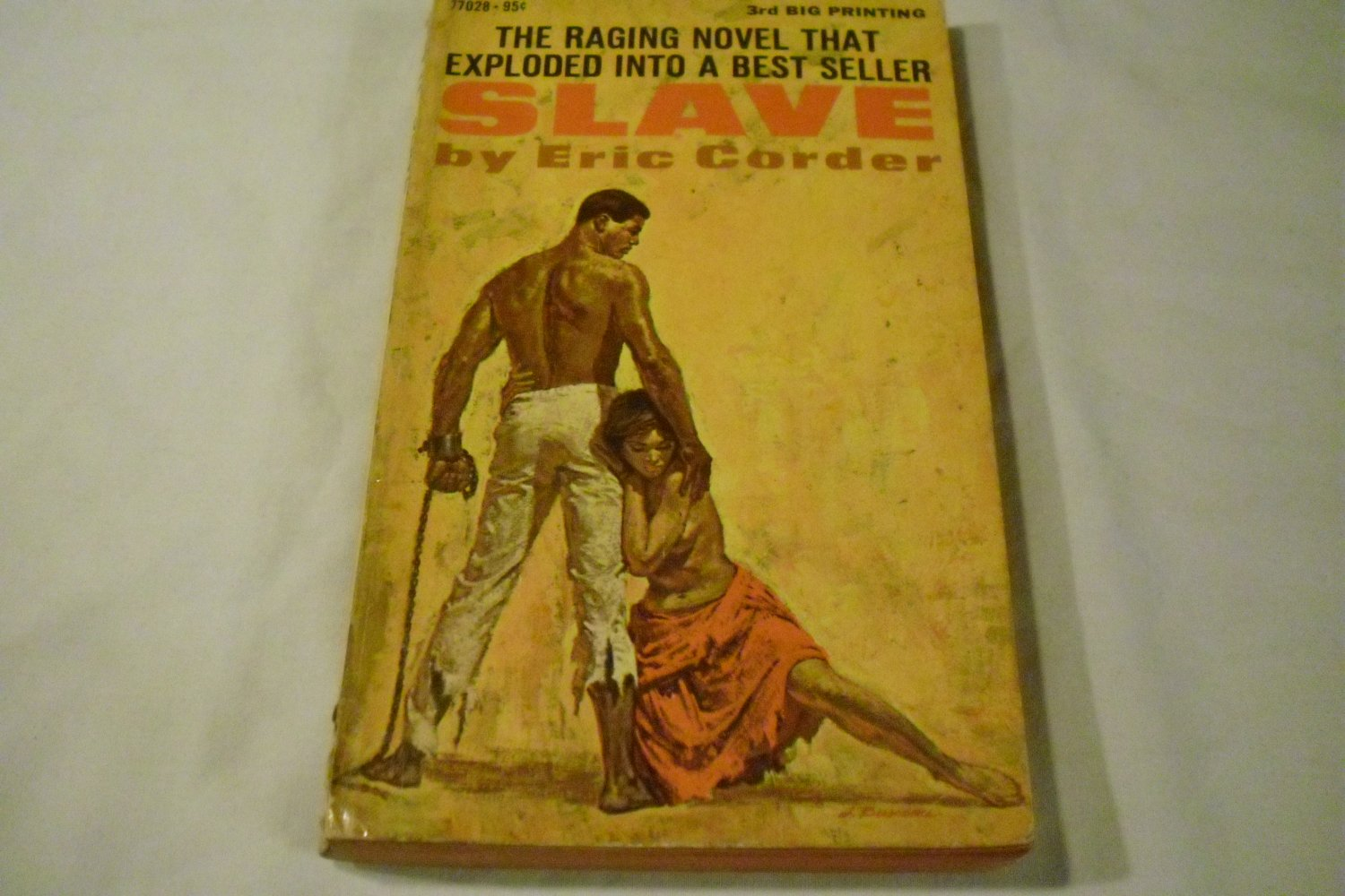 Slave by Eric Corder (Author)