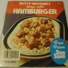 Betty Crocker's Ways with Hamburger –  1976