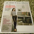 Architectural Digest Magazine February 2014 - Cover: Julianna Marguilies, At Home.