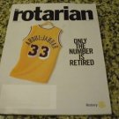 The Rotarian: Rotary's Magazine, February 2014 Abdul-Jabbar Number Retired