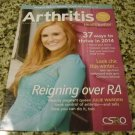 Arthritis Healthmonitor - December/January 2014 Vol. 20, No. 6