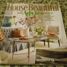 House Beautiful Magazine (The Big Advice Issue, May 2010)