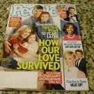 People Magazine January 27, 2014 The Bachelorette's Trista & Ryan 10 Years Later