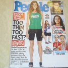 People Magazine February 24 2014 Rachel Frederickson (The Biggest Loser) Cover