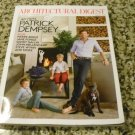 Architectural Digest March 2014 AD visits Patrick Dempsey, Pierre Berge, Jane Fonda