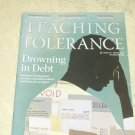 Teaching Tolerance Magazine Spring 2014 Drowning in Debt