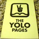 The YOLO Pages by Boosthouse