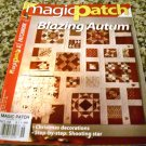 Patchwork Magic Patch Magazine (Blazing Autumn, Number 58 2011)