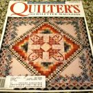 Quilter's Newsletter Magazine, September 1996 (Vol. 27, No. 7, Issue No 285) by Mary Austin