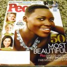 People Magazine 50 Most Beautiful Lupita Nyong'o May 5 2014