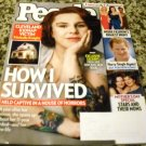 People Magazine May 19, 2014 - How I Survived the House of Horrors