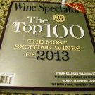 Wine Spectator 2014 January 15 - The Top 100: The Most Exciting Wines of 2013