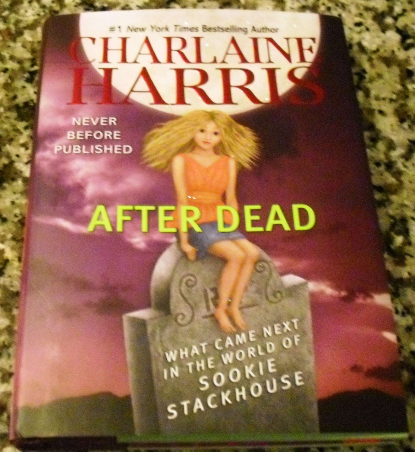 After Dead: What Came Next in the World of Sookie Stackhouse by Charlaine Harris (2013)