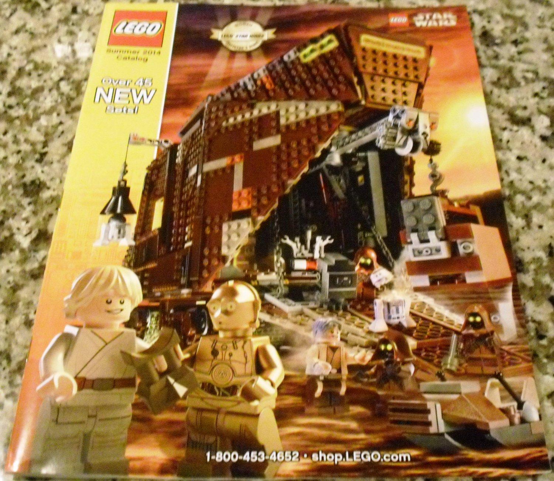 Lego Summer 2014 Catalog