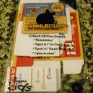 2014 Chick-fil-A Kids Meal Toy - Blue Orange: Sketch It! NIP