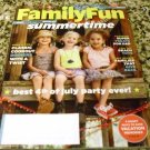Family Fun Magazine June - July 2014 - Summertime!