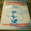 Psychology an Introduction: Study Guide and Workbook by Jay-Garfield Watkins (1985)