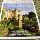 Architectural Digest May 2014 A Fine Romance (Ravishing Retreats in Far-Flung Places)
