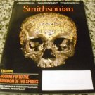 Smithsonian Magazine March 2014 (Journey into the Kingdom of the Spirits, Vol 44, No 11)