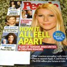 People Magazine April 14 2014