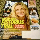 People Magazine April 7 2014 {Pistorius Trial Bombshells}
