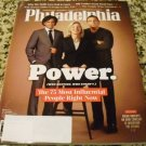 Philadelphia Magazine April 2014 - Power Issue