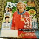 People Magazine June 16, 2014  Hillary and the White House