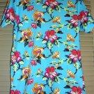 GAP KIDS Short Sleeves Hawaiian Floral print Top, Shirt, T-shirt, XL 12