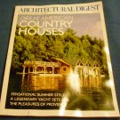 Architectural Digest Magazine July 2014 - Great American Country Houses