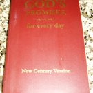 God's Promises for Every Day by Jack Countryman and A. L. Gill (Dec 13, 1996)