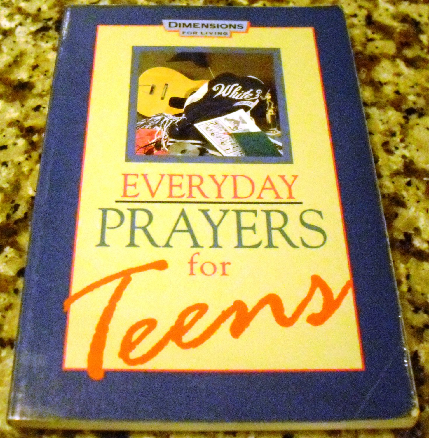 Everyday Prayers for Teens - Paperback � March 1, 1994 by Barry L. Culbertson