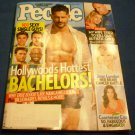 People Magazine July 14, 2014 Hollywood's Hottest Bachelors!