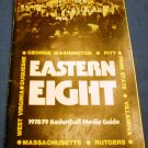 1978-79 EASTERN ATHLETIC ASSOCIATION BASKETBALL MEDIA GUIDE