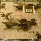 Artfaire Gift Wrap - Duck Motif- 8.3 sq ft / .77m2 Two sheets (Each 2ft 6 in x 20 in)