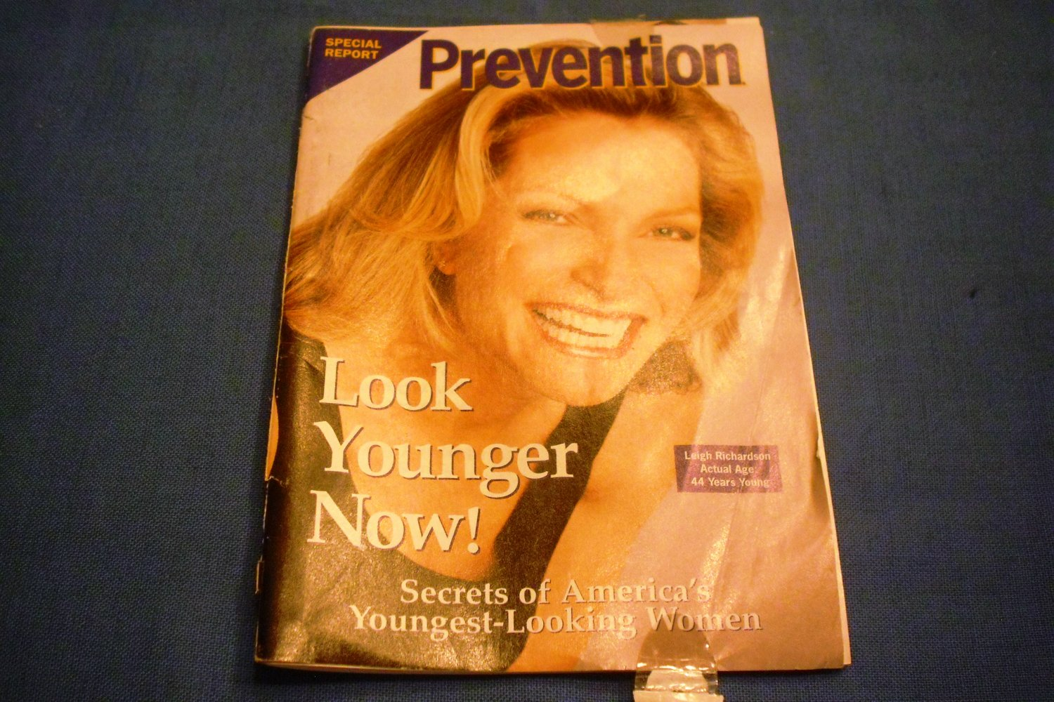 Prevention Magazine Special Report - Look Younger Now!