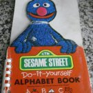Sesame Street Do It Yourself Alphabet Book -Hardcover – October 1, 1980