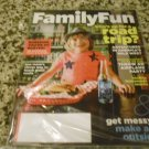 Family Fun Magazine August 2014 - Road Trip
