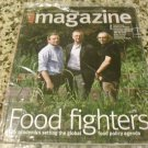 City Magazine Alumni City University London 2014 Issue, Food Fighters