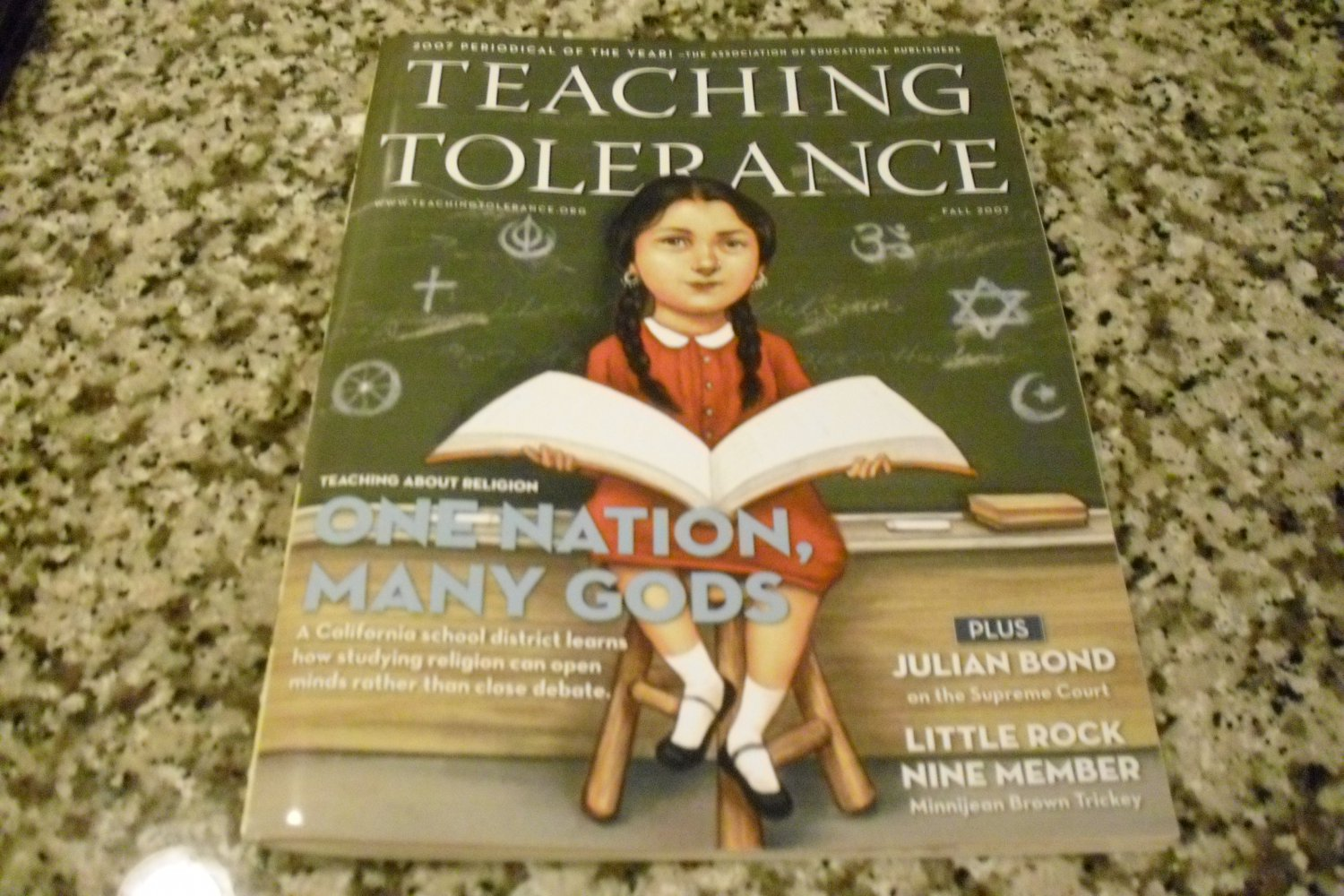 Teaching Tolerance Magazine Fall 2007