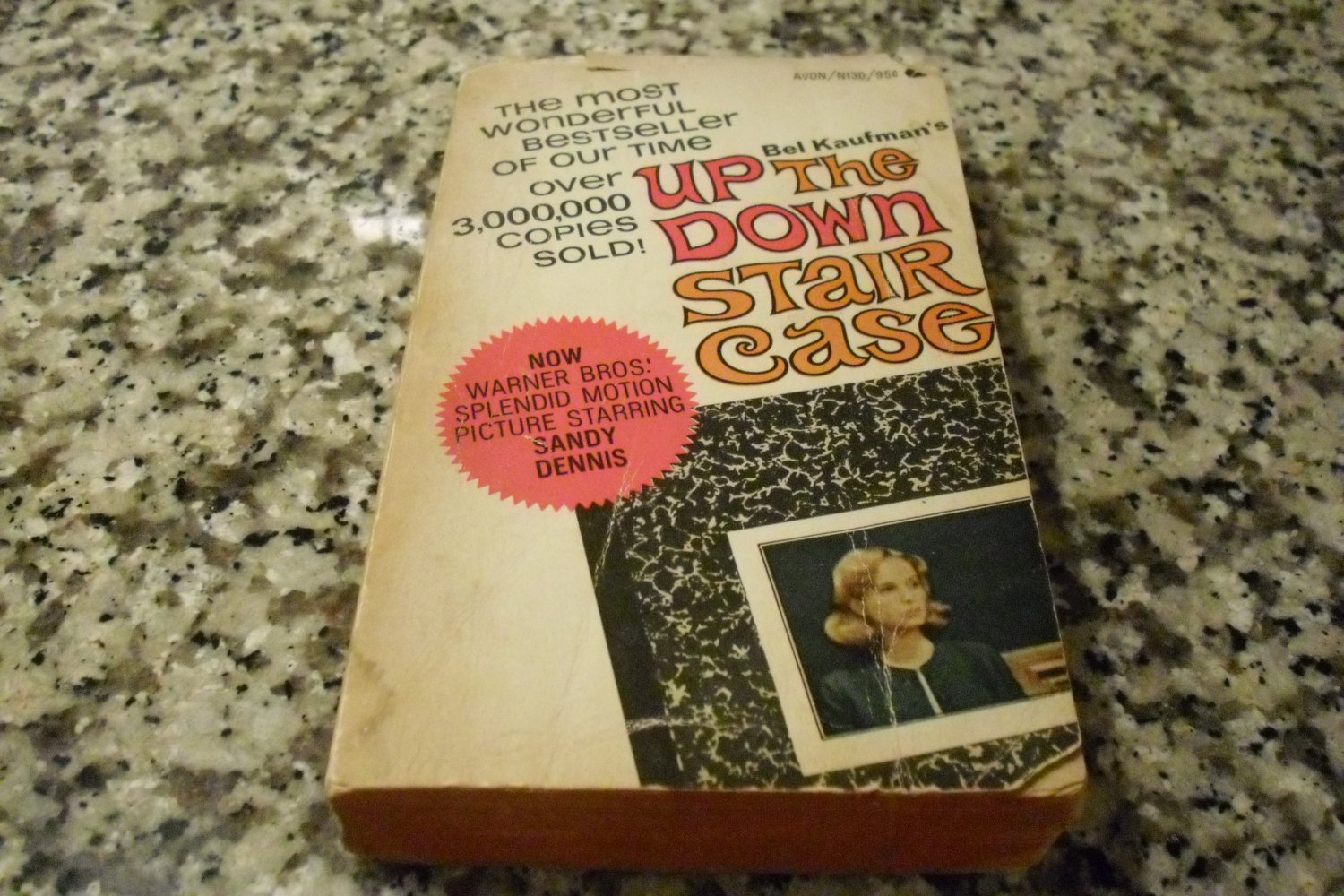 Up The Down Staircase By Bel Kaufman Paperback �1964