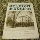 Crown Jewel of Fairmount Park Belmont Mansion by Audrey Johnson Thornton
