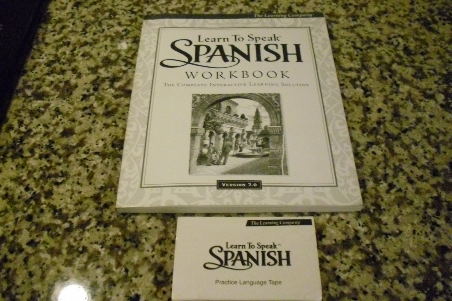 Learn to Speak Spanish Workbook Version 7.0 (1998) Paperback � by Ph. D And Melis, M.A. Binkowski