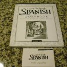 Learn to Speak Spanish Workbook Version 7.0 (1998) Paperback – by Ph. D And Melis, M.A. Binkowski