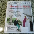 Architectural Digest Magazine September 2014 Always in Style