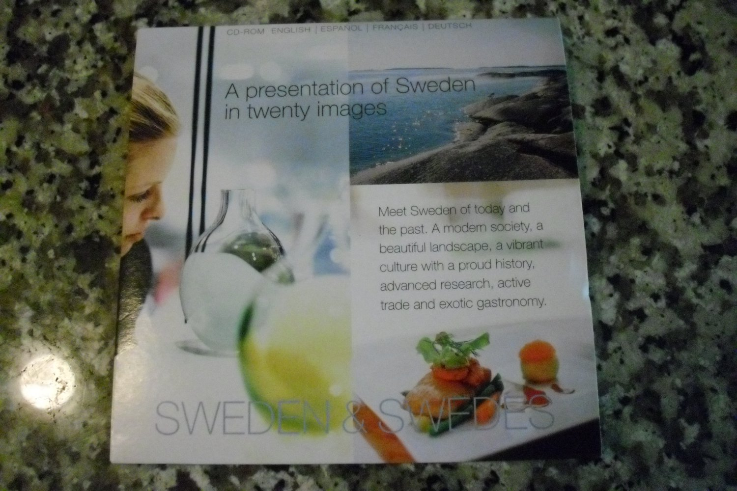 A Presentation of Sweden in Twenty Images by Swedish Institute
